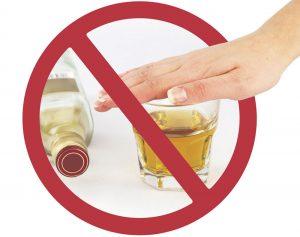 Come liberarsi da targhe di alcolismo