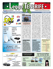 Periodico Mensile Leggo Tenerife
