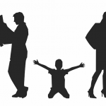 La custodia dei figli dopo la rottura di una relazione